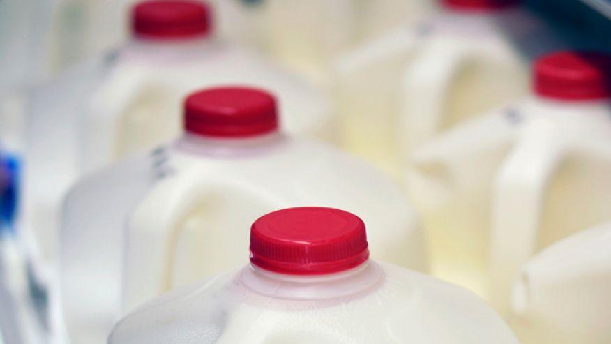 Whole milk istock