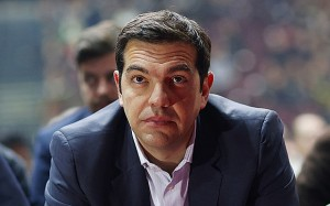 GREECE TSIPRAS
